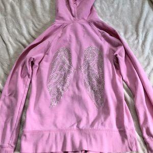 Victoria Secret angel wing hoodie